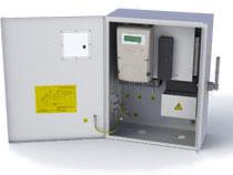 Блок измерения и защиты трансформаторного включения БИЗ 3Ф-1