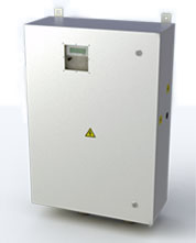 Блок измерения и защиты трансформаторного включения БИЗ 3Ф-3