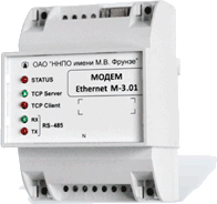 Ethernet - модем M-3.01